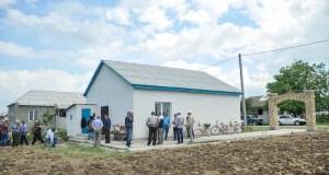 В селе Ильичево Ленинского района открыли молельный дом для мусульман