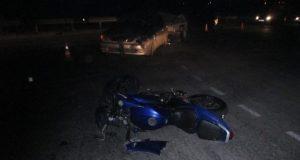 Осторожно, двухколёсные! ДТП в Инкермане: не разминулись легковушка и мотоцикл