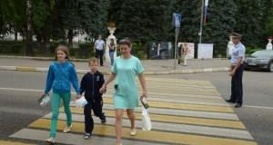 В ГИБДД Севастополя подвели итоги профилактической операции «Пешеход»