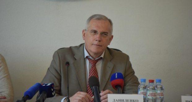 Новый глава Севастопольского Избиркома – Сергей Даниленко