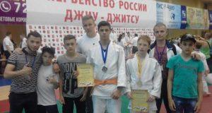 Два спортсмена из Ялты завоевали медали в первенстве России по джиу-джитсу