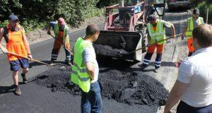 По требованию прокуратуры отремонтированы дороги в Алупке и Гурзуфе
