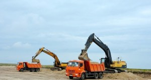 Природоохранная прокуратура выявила незаконную добычу полезных ископаемых в Ленинском районе Крыма