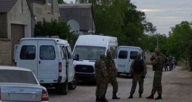 Украинский МИД протестует по поводу ареста в Крыму, суда по которому еще не было