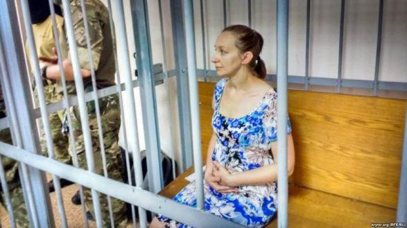 На Украине напомнили о «деле Одновол». Херсонский суд продлил пребывание Елены в СИЗО до 17 августа