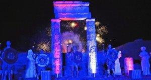 С 8 июня в Керчи - XX Международный фестиваль античного искусства «Боспорские агоны»