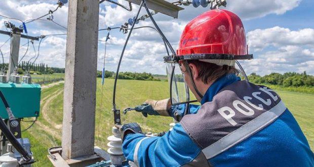 Сергей Аксёнов поблагодарил компанию «Россети» за восстановление электроснабжения Крыма