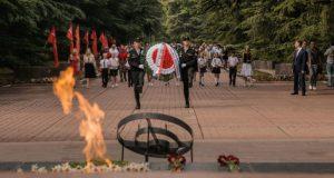 В День памяти и скорби крымчане почтили память павших в годы Великой Отечественной войны