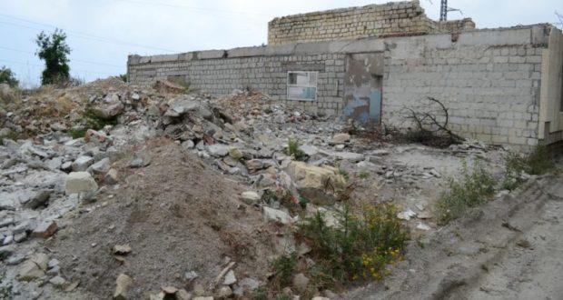 В Ялтинском регионе хотят разобраться со свалками строительного мусора