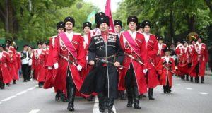 В Крым едет делегация Кубанского казачьего войска