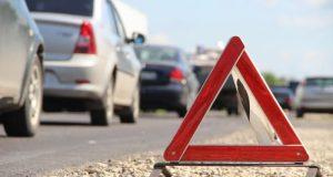 На дороге «Симферополь – Феодосия» водитель ВАЗа не справился с управлением. Попал в больницу