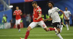 Пали фараоны. Россия на Чемпионате мира обыграла Египет