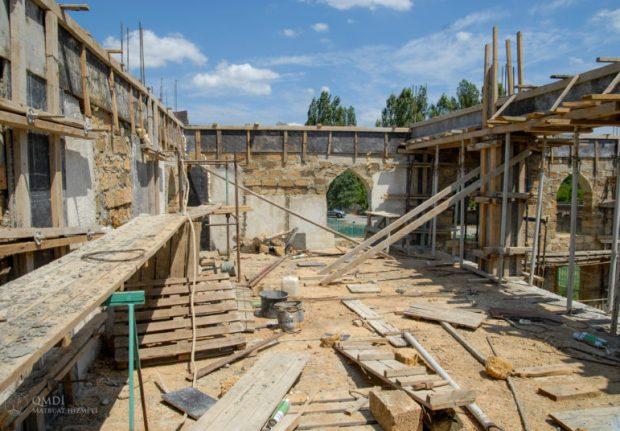 В селе Белоглинка под Симферополем строят мечеть. Муфтият Крыма просит помощи