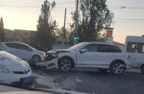 Смертельное ДТП в Севастополе. Погиб мотоциклист