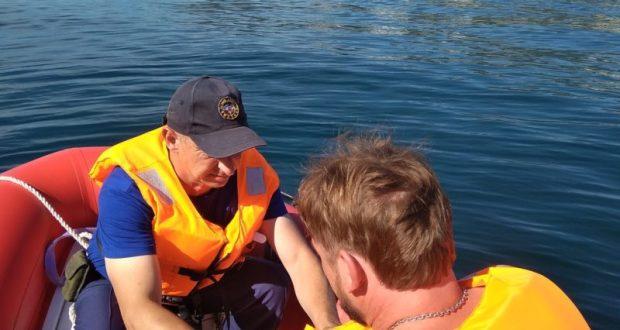 Крымские спасатели напоминают: будьте осторожны на воде