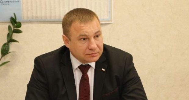 Сергей Зырянов - новый министр внутренней политики, информации и связи Крыма