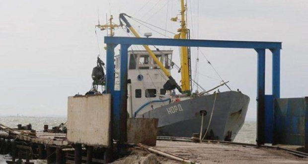 Посольство РФ: капитан и экипаж судна «Норд» по-прежнему находятся на Украине