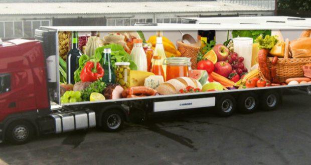 Продукты в Крым везут из 34 регионов России, из Крыма - в 21 регион