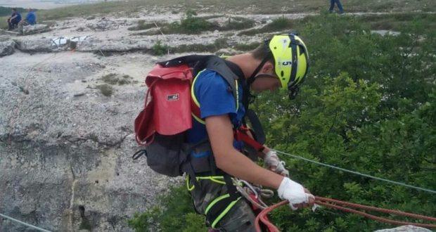 Спасатели «КРЫМ-СПАС» состязались в многоборье. Победители – алуштинцы