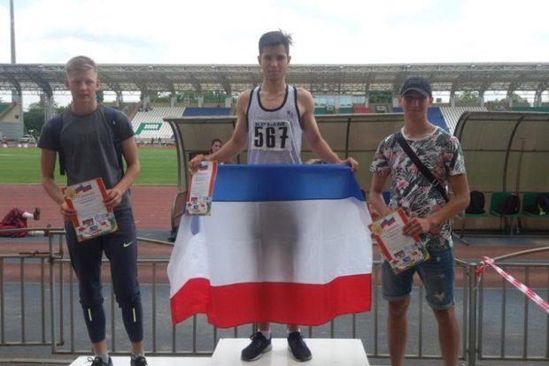 Крымские легкоатлеты привезли 54 медали с Чемпионата и Первенства ЮФО