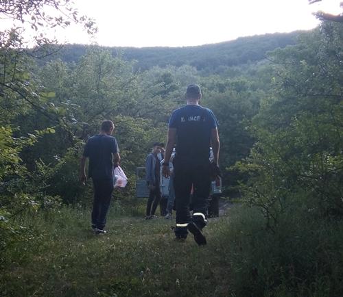 В районе крымского села Лаванда заблудился мужчина. Искали несколько часов