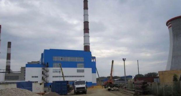 Первая очередь новой электростанции в Саках. Готовность 100%
