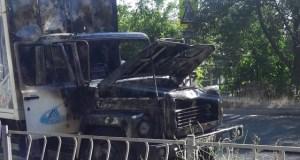 Горят машины в Крыму. На этот раз – не поджоги