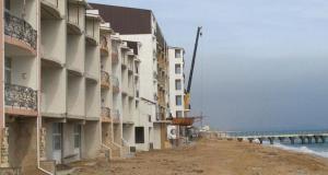 В Феодосии до 15 сентября остановят стройки у моря