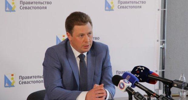 Губернатор Севастополя уверяет - исполнение ФЦП в субъекте идет по графику