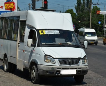 В Симферополе разбирают инцидент на автобусном маршруте №4