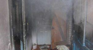 В крымском селе Горностаевка на пожаре погиб человек