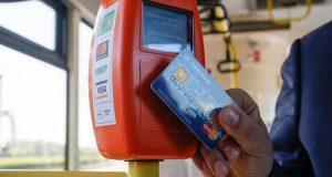 В Крыму заплатить за проезд в автобусах можно с помощью банковской карты