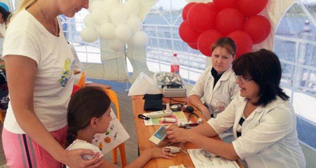 """«Волна здоровья» """"накроет"""" Крым в начале сентября"""