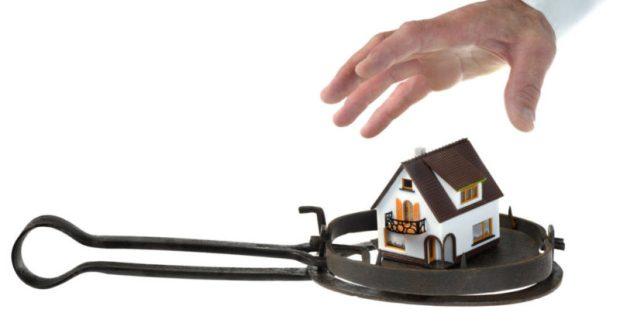 Мошенничество с недвижимостью. Как не остаться в дураках