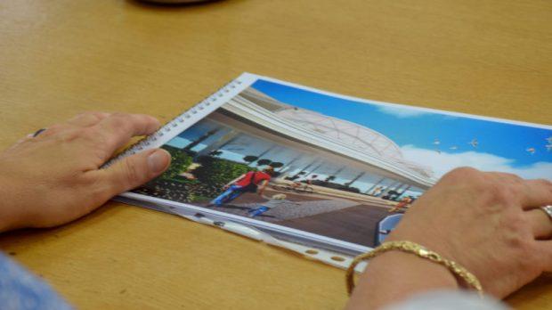 В Ялте обсуждают проект благоустройства Приморского парка