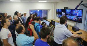 В Крыму открылась ГТРК «Таврида»