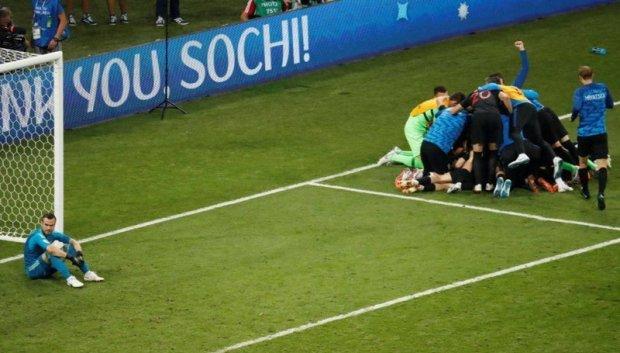 Наши проиграли, но футбол в России скорее жив, чем мертв. А что Крым?