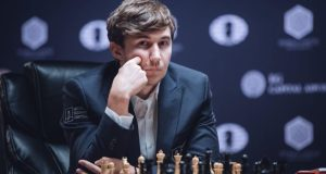 Крымчанин Сергей Карякин поедет на Всемирную шахматную олимпиаду-2018