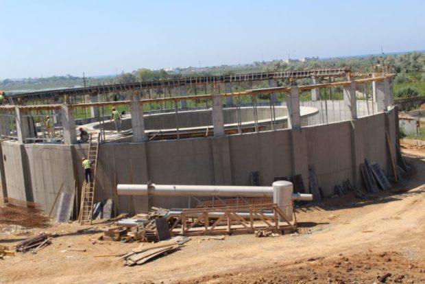 В Саках рекультивируют полигон ТКО и строят очистные сооружения