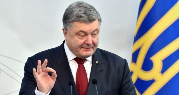 """Пётр Порошенко передал очередной """"праздничный привет"""" Севастополю"""