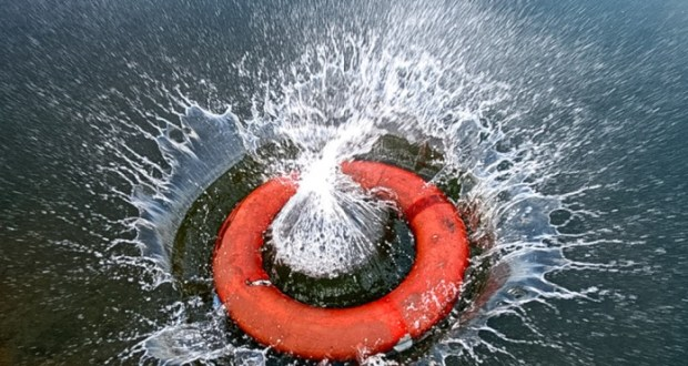 В Ялте у самого берега утонул мужчина