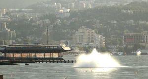 В 7 утра в Ялте прогремел взрыв – в акватории Приморского пляжа подорвали донную мину