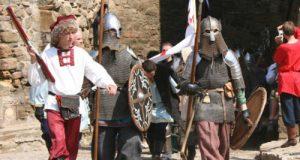 """Время ехать в Судак! Стартует уникальный рыцарский фестиваль """"Генуэзский шлем"""""""