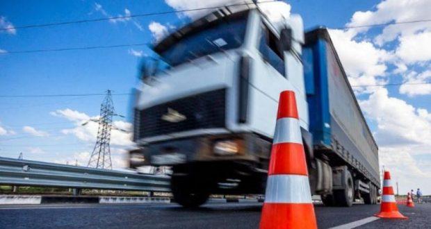 В схему движения для грузовиков, в районе строящейся Евпаторийской развязки, внесены изменения
