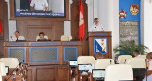 Заксобрание Севастополя поддержало проведение пенсионной реформы в стране