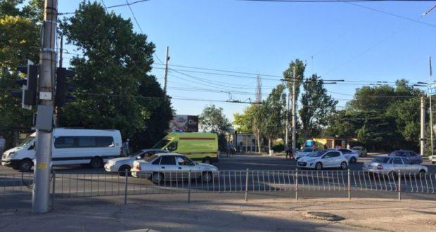 Смертельное ДТП в Севастополе. Маршрутка сбила подростка