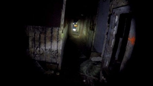 Диггер, говоришь? В Севастополе из шахты «Объекта 221 – «Нора» доставали искателя приключений