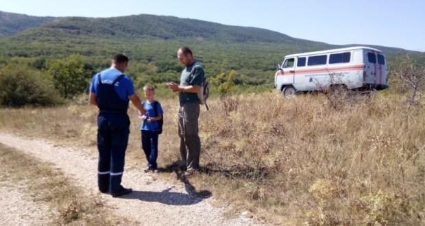 Места массового отдыха в Крыму патрулируют спасатели