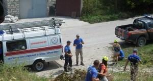 """Две плюс одна: истории о том, как спасатели снимали туристок с """"Кая-Баш"""" и """"Аю-Даг"""""""