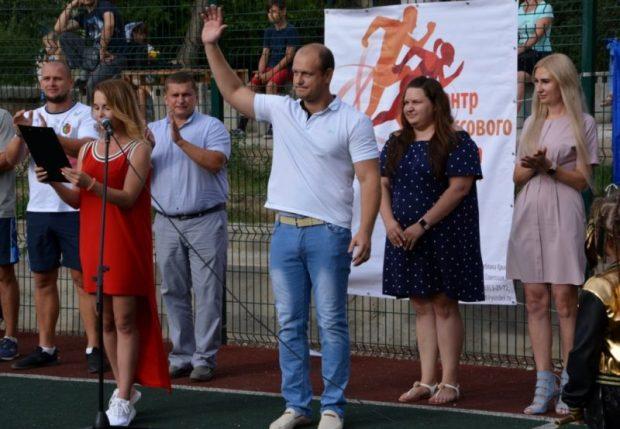 В Евпатории возрождается дворовой спорт